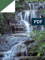 55666884 Tecnologias de Remediacion Para Suelos Contaminados