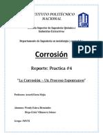 Practica4 Corrosion Proceso Espontaneo
