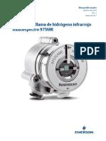 Manual 975mr Multi Spectrum Infrared Flame Detector Spanish Es Es 1257632