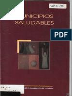 Municipios Saludables OPAS 1997