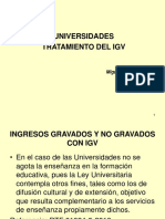 IGV Universidades