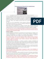 Curso.Formulación y evaluación de proyectos para el desarrollo de la actividad minera