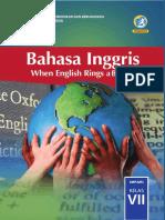 Buku Siswa Kelas 7. Bahasa Inggris