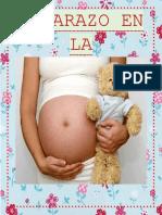Seminario de Embarazo en La Adolecencia, Luisa Diclo