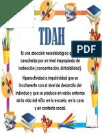 TDAH afiche