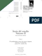 A.melloni - Introduzione - Nuova Edizione Storia Del Concilio Vaticano II - 2012