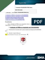 Instalação PDM Cliente