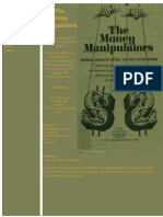 June Grem - the Money Manipulators the Bankers That Stole America 1971