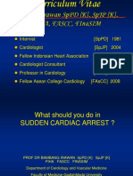 What Shoull You Do in Sudden Cardiac Arrest