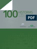 Libro «100 historias, 1 millón de oportunidades»