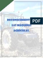Reconocimiento de Las Máquinas Agrícolas