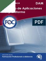 Folletos CICLODAM 2018-2019