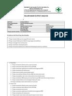 FMEA Pendaftaran
