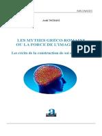 Joël Thomas - Les Mythes Gréco-romains Ou La Force de l'Imaginaire