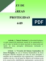 2 LEY DE AREAS PROTEGIDAS Y   CONAP.pptx