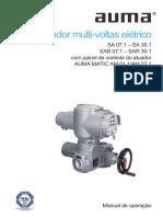 Manual de operação SA07.1–SA30.1