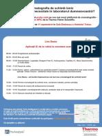 Invitatie Seminar Iasi 2018