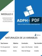 3 PPT Modulo II Herramientas y Evaluaciones Ocupacionales-1512311865