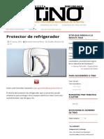 Protector de Refrigerador - Revista TINO ISSN 1995-9419 (Copia)