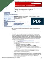Instalar Java en Un Equipo Con Windows de Forma Manual