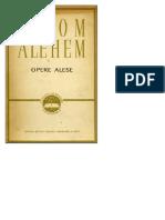 Salom Alehem - Opere alese #0.2~5.docx