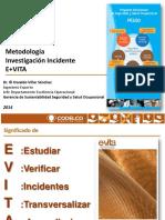 Metodologia Investigación E+VITA 2014 OFICIAL - OVS
