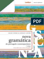 Nova Gramática Do Português Contemporâeo - 7ª Edição