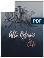 Redes Sociales Alto Refugio Chile