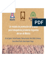 Economía Política Del Desarrollo La Construcción Retrospectiva de Una Especialidad Académica