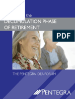 Approaching the Decumulation Phase of Retirement