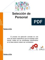 7 Clase Seleccion de Personal