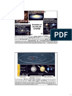 1ª Clase - Construyendo Un Planeta