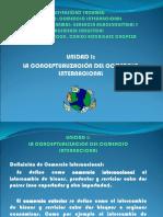 Unidad i de Comercio Internacional