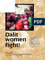 Dalit Women Fight