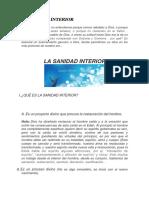4. LA SANIDAD INTERIOR.docx