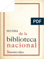 Revista Biblioteca Nacional a1 n3 1970