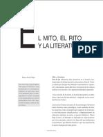 el mito el rito y la literatura.pdf
