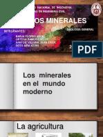 Uso Delos Mineral