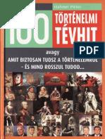 Hahner Péter - 100 történelmi tévhit.pdf