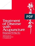 James Tin Yau So - Treatment of Disease With Acupuncture
