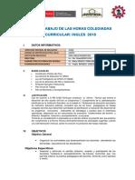Plan de trabajo de horas colegiadas segundo  tramo  de Ingles.docx