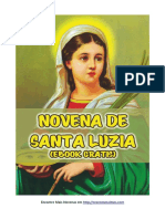 Novena de Santa Luzia (E-book Grátis)