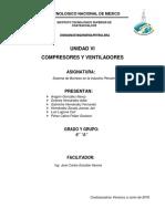 Compresores y ventiladores
