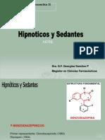 Snc Hipnoticos y Sedantes 2007 Liliana