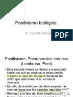 Tema 2_ Positivismo Biológico