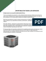 Condensadora Inverter Ref 4tyk