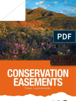 Conservation Easement Handbook 2010 - Texas Land Trust Council