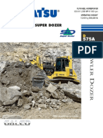 D575A 3SD Spec Sheet
