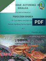 Fisiología General 1