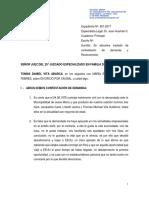 Absuelve Contestacion de Demanda y Reconvención (2)